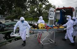 Covid-19: Brasil assume liderança do ranking de mortes diárias  (Foto: Tarso Sarraf/AFP)