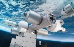 Blue Origin anuncia planos de lançar uma estação espacial privada (Foto: AFP)