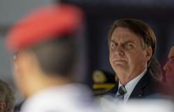 Após cirurgia, Bolsonaro inicia dieta oral e caminhadas pelo quarto (Foto: Mauro Pimentel / AFP  )