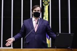 Maia usa últimos dias à frente da Câmara para atacar Bolsonaro (Foto: Maryanna Oliveira/Camara dos Deputados)