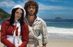 Novo Mundo: Joaquim arma um encontro com Anna. Confira o resumo desta quarta (Foto: TV Globo/Divulgação)