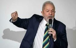 Lula 'procura emprego' no LinkedIn, de olho nas eleições de 2022 (foto: Nelson Almeida/AFP)