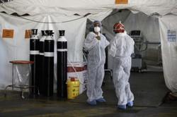 União Africana obtém 400 milhões de vacinas adicionais contra a Covid-19 (Foto: PHILL MAGAKOE / POOL / AFP)