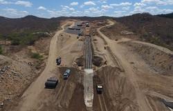 Escavação do Túnel Ipojuca I é finalizada (MDR/Divulgação )