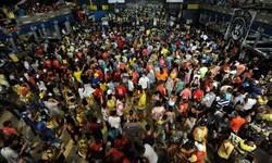 Rio libera quadras de escolas de samba a partir de novembro (Foto: Fernando Frazão / Arquivo / Agência Brasil)