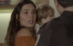 A Força do Querer: Ritinha deixa a casa de Joyce com Ruyzinho. Confira o resumo desta sexta