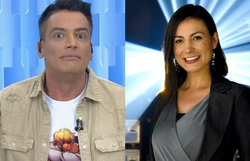 Leo Dias recebe apoio de Andressa Urach: 'Me fez enxergar coisas relacionadas a Deus' (Foto: SBT/Divulgação e Instagram/Reprodução)