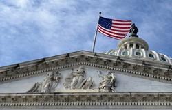 Democratas discutem taxação dos super-ricos nos Estados Unidos (Foto: Daniel Slim/AFP)