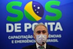 Queiroga vai palestrar em Lisboa sobre combate à pandemia; convite gerou polêmica (crédito: Ed Alves/CB)