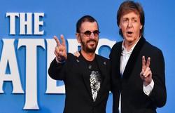 Ringo e Paul, os sobreviventes dos Beatles que continuam fazendo música (Foto: Ben Stansall/AFP)