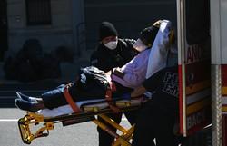 Los Angeles pode igualar Nova York em casos de coronavírus em 5 dias (Foto: Angela Weiss/AFP )