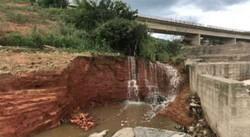 MPPE e MPF recomendam medidas para resguardar população de Águas Belas diante do risco de rompimento de barragem (Foto: Seinfra-PE/Divulgação)