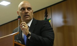 Moraes libera acesso de advogados ao inquérito sobre fake news (Foto: José Cruz /Agência Brasil)