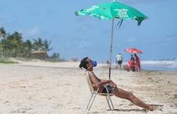Reabertura de praias fica a critério de cada município, diz governo de PE (Foto: Leandro de Santana/Esp. DP.)