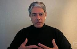 'O que é isso, senão maldade?', diz Bonner sobre disseminação de fake news na pandemia (Foto: TV Globo/Reprodução)