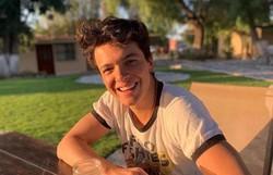 Ator Sebastian Athié, do Disney Channel, morre aos 24 anos (Foto: Reprodução/Instagram)