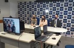 Polícia pede prisão dos investigados por assassinato de comissária de bordo em Paulista (Foto: Divulgação / Polícia Civil)