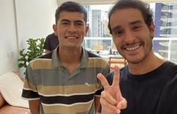 Entregador vítima de racismo ganha novo emprego em São Paulo (Foto: Reprodução/Instagram)