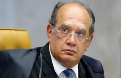 Gilmar Mendes suspende veto de Bolsonaro sobre uso de máscara em prisões (Foto: SCO/STF )