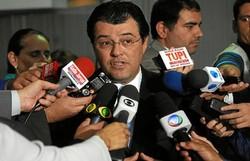 MDB cogita desistir da candidatura de Tebet por acordo com Alcolumbre (Foto: Bruno Peres/CB/D.A Press)