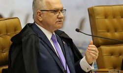 STF: Fachin vota por derrubar isenção fiscal a agrotóxicos (Foto: Fabio Rodrigues Pozzebom / Agência Brasil)