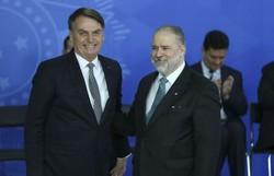 Aras é nome forte para eventual terceira vaga no Supremo, diz Bolsonaro (Foto: José Cruz/Agência Brasil)