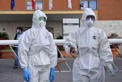 Coronavírus: autoridades de Saúde admitem que transmissão é muito intensa (AFP / Tiziana FABI)