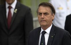 Bolsonaro 'apresenta bom estado de saúde', informa nota da Secom (Foto: Mauro Pimentel/AFP)