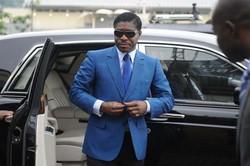 Justiça confirma condenação contra filho do presidente da Guiné Equatorial (Foto: JEROME LEROY / AFP)