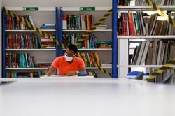 Biblioteca Municipal Joaquim Nabuco realiza projeto de incentivo à leitura (Foto: Leandro de Santana/Esp. DP.)