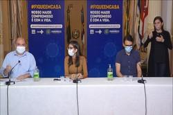 Recife retira cloroquina e hidroxicloroquina de protocolo da Covid-19 após OMS alertar para riscos  (Foto: YouTube/Reprodução)