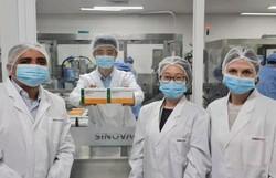Anvisa finaliza inspeção da fábrica da CoronaVac na China