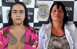 ES: mãe e filha mentem que homem estuprou crianças, e ele acaba morto em linchamento (Foto: PCES/reprodução)