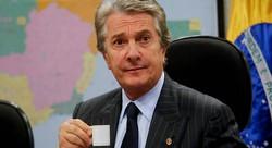 'Faltou uma coordenação e uma liderança do presidente da República', diz Collor sobre gestão da pandemia (Reprodução Twitter)