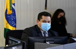 Davi Alcolumbre prorroga medidas provisórias por 60 dias (Foto: Jefferson Rudy/Agência Senado )