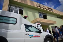 Centro de Especialidades Médicas de Camaragibe é reaberto (Foto: Victor Patrício/Divulgação)
