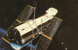 Telescópio espacial Hubble parou de funcionar há alguns dias, diz Nasa (Foto: Divulgação/Nasa)