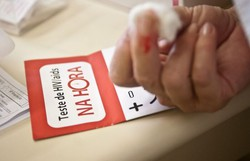 São Paulo registra queda de 74% de óbitos por aids, diz Fundação Seade (Marcelo Camargo/Agência Brasil)