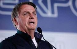 Alunos são obrigados a assistir propaganda bolsonarista para acessar internet (Foto: Alan Santos/PR)