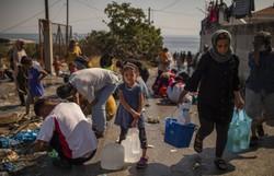 França vai receber 500 migrantes menores de idade de Lesbos (Foto: Angelos Tzortzinis/AFP)