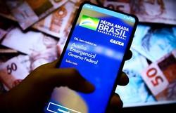 Pagamento do auxílio emergencial para Bolsa Família é retomado nesta segunda (Foto: Marcelo Camargo/Agência Brasil )