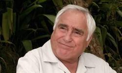 Ator Luis Gustavo morre aos 87 anos, vítima de câncer no intestino (Foto: divulgação / TV Globo)