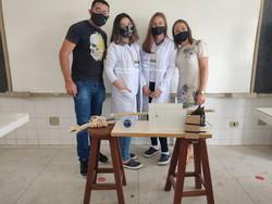 Estudantes de Passira, no Agreste pernambucano, ganham bolsa do CNPq (SEE/Divulgação)