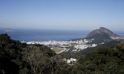 Parque Nacional da Tijuca reabre hoje para atividades desportivas (Foto: Tânia Rego / Agência Brasil)