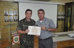 Governo nomeia coronel para secretaria voltada a atenção especializada na Saúde (Foto: Exército/Divulgação)