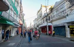 Confiança do empresário do comércio pernambucano volta a crescer (Tarciso Augusto/DP)
