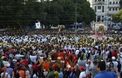 Arquidiocese de Belém cancela procissões do Círio de Nazaré, no Pará (Foto: Wilson DIas/Agência Brasil)