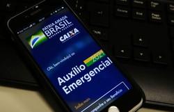 Caixa paga hoje auxílio emergencial a nascidos em abril e maio (Foto: Marcello Casal jr/Agência Brasil)