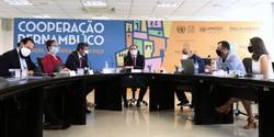 Governo de Pernambuco anuncia novas estratégias de prevenção à violência (Foto: Aluisio Moreira/SEI)