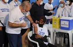 Covid-19: Queiroga pede que brasileiros se imunizem com a segunda dose (Foto: Ministério da Saúde)